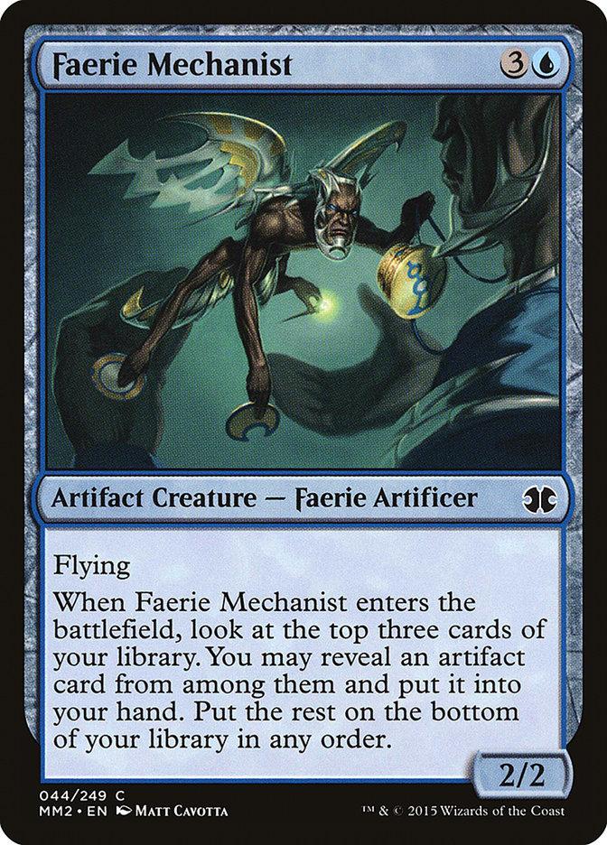 Faerie+Mechanist