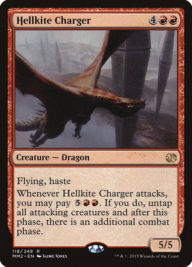 Hellkite+Charger
