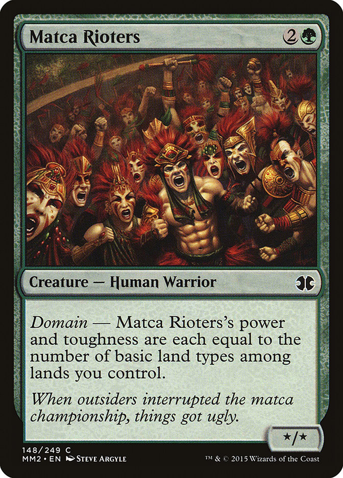 Matca+Rioters