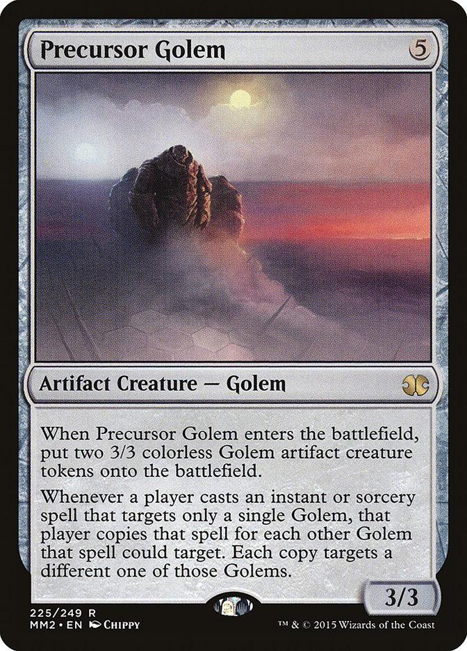 Precursor+Golem