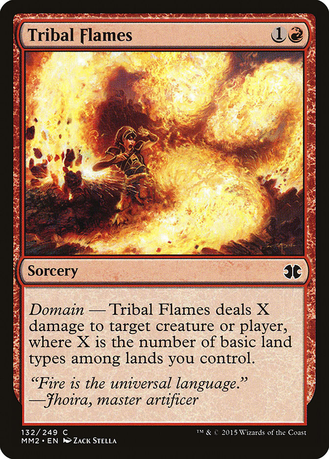 Tribal+Flames