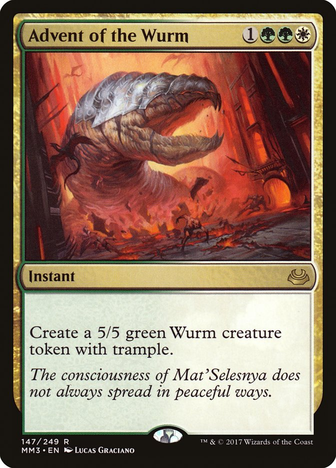Advent+of+the+Wurm
