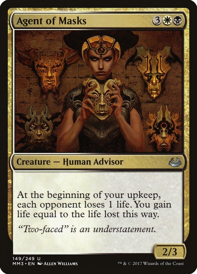 Agent+of+Masks
