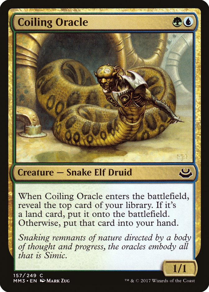 Coiling+Oracle