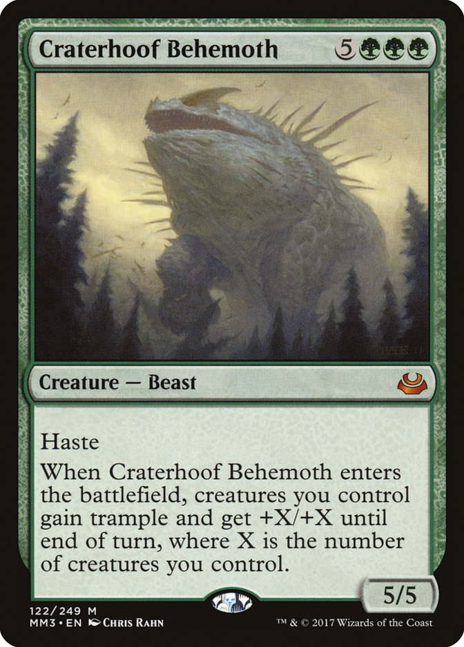 Craterhoof+Behemoth
