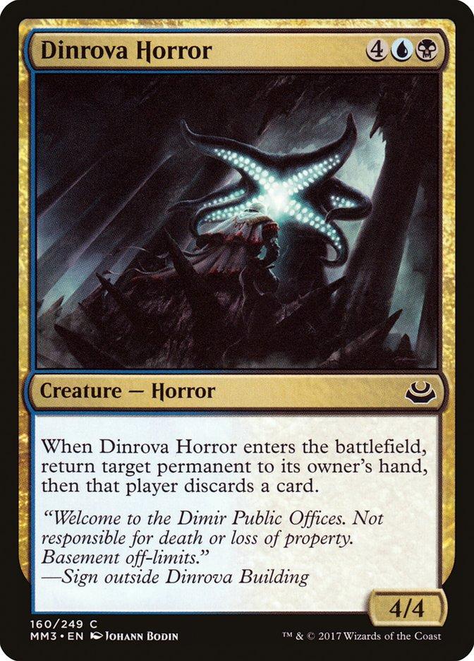Dinrova+Horror