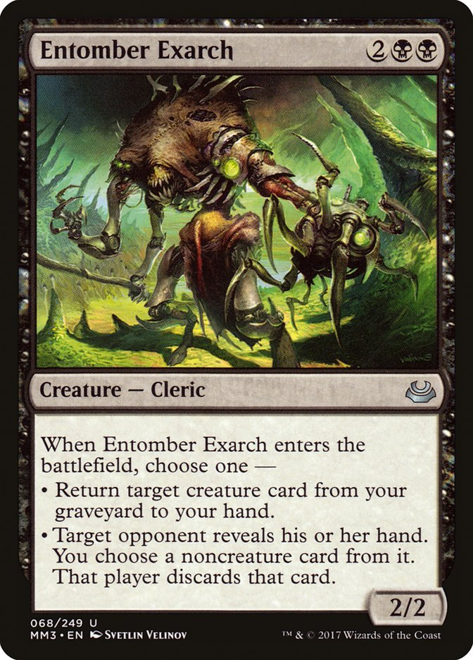 Entomber+Exarch