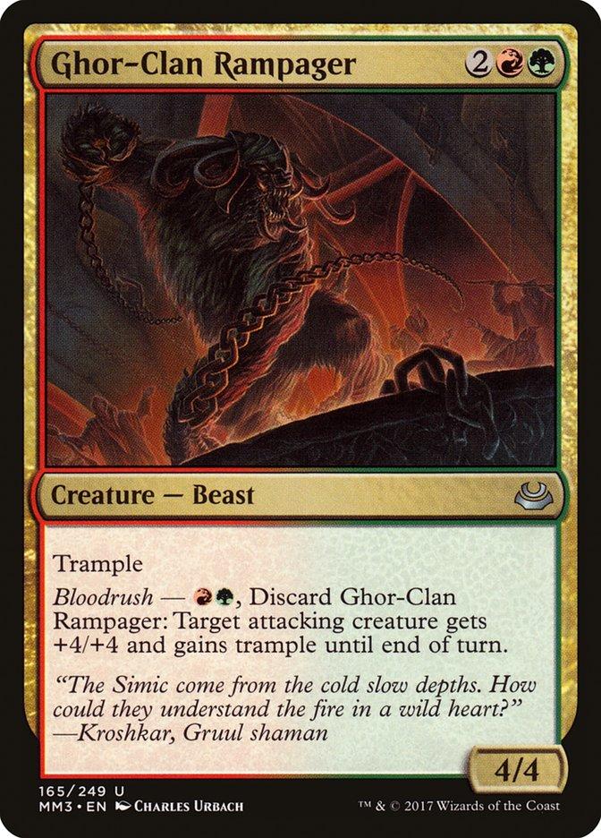 Ghor-Clan+Rampager