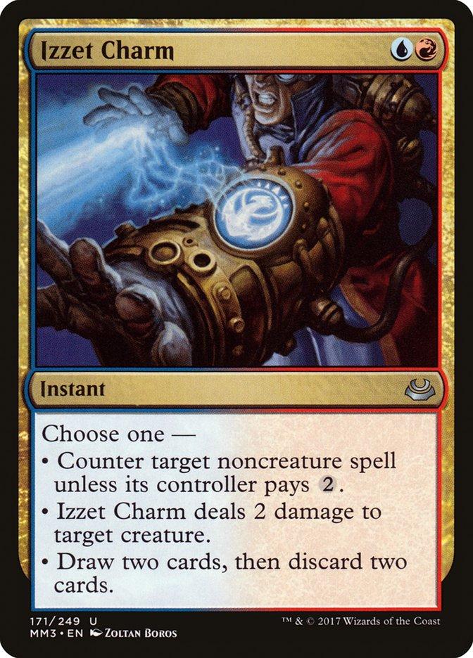 Izzet+Charm