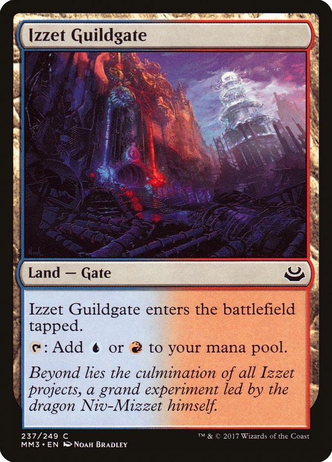 Izzet+Guildgate