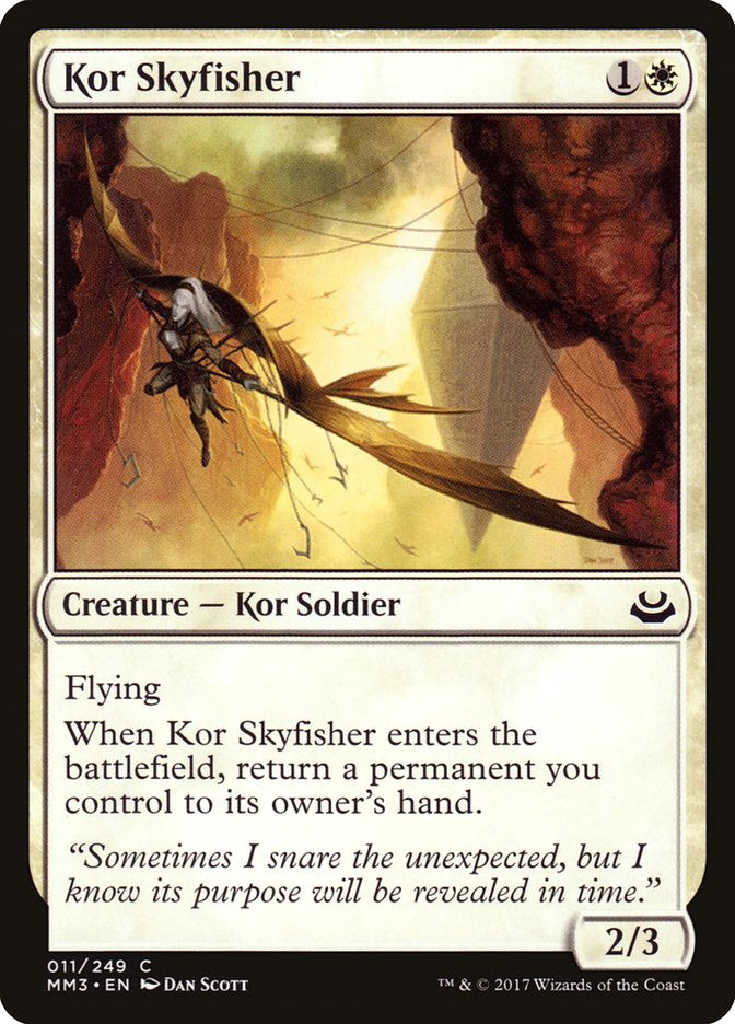 Kor+Skyfisher