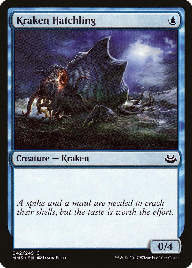 Kraken+Hatchling