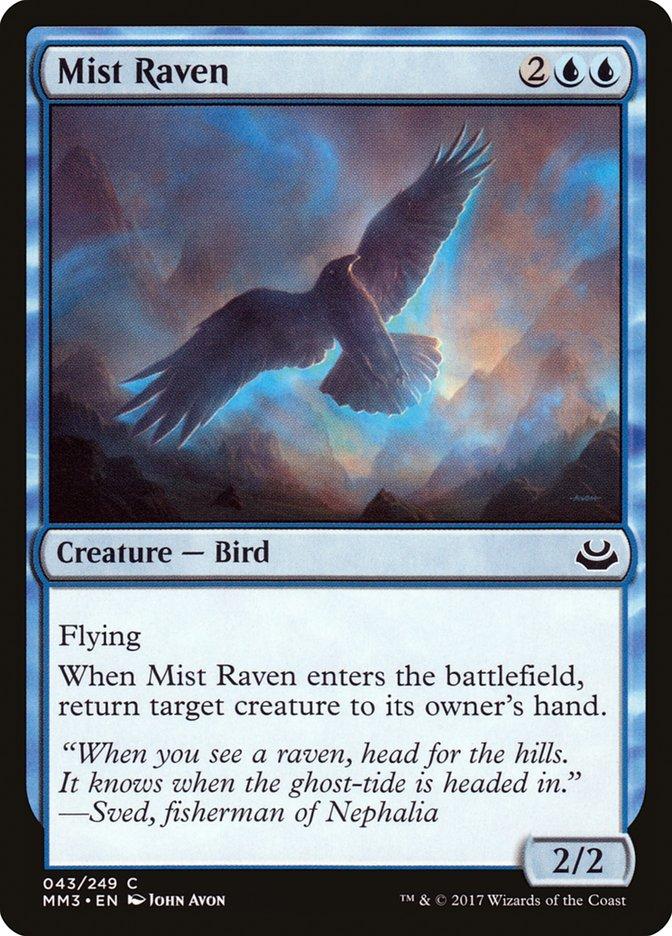 Mist+Raven