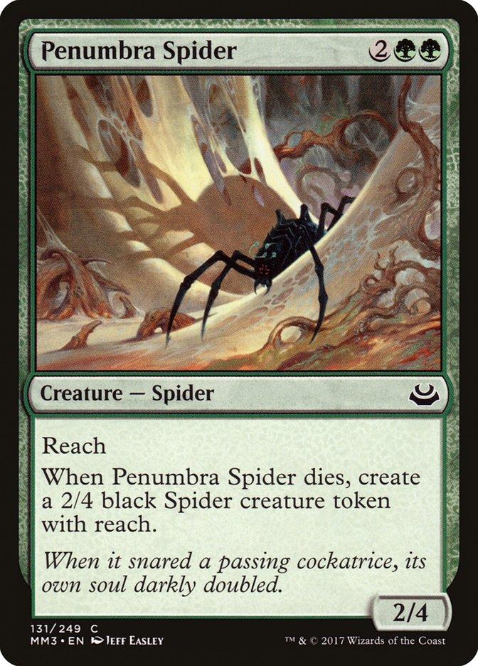 Penumbra+Spider