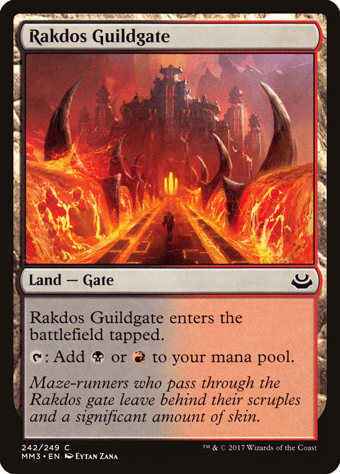 Rakdos+Guildgate