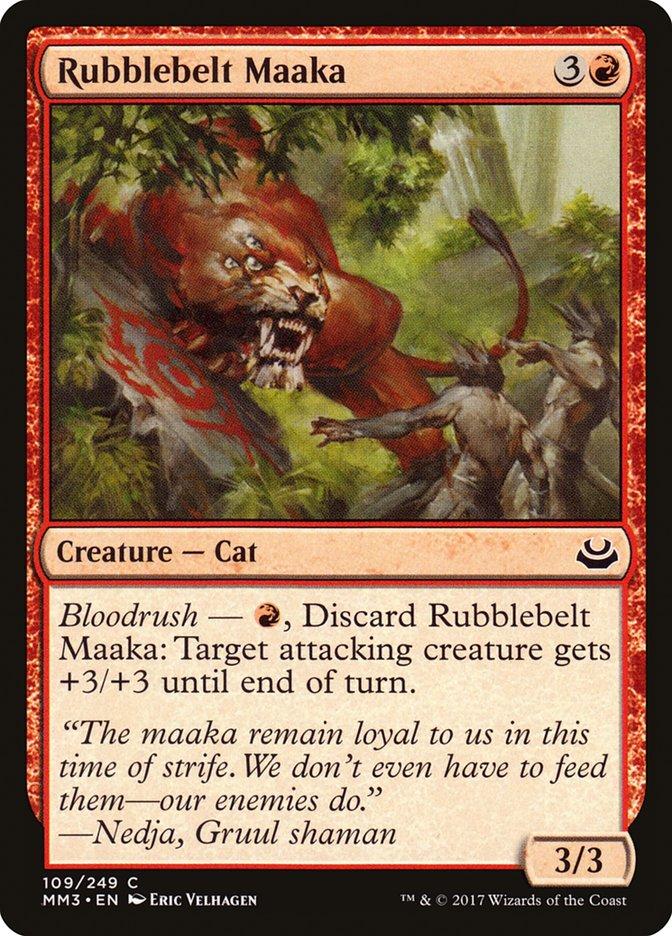Rubblebelt+Maaka