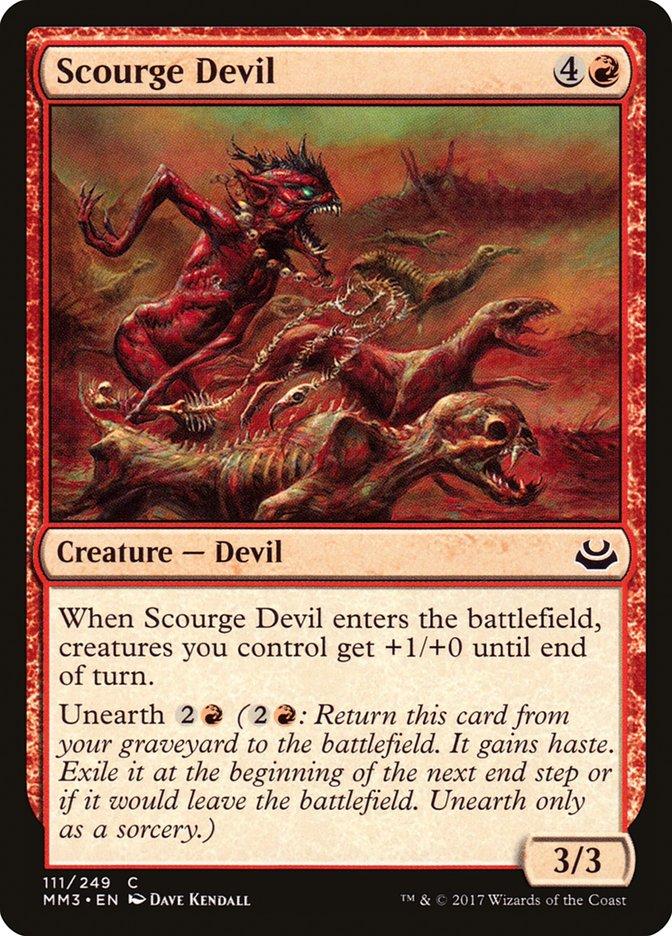 Scourge+Devil