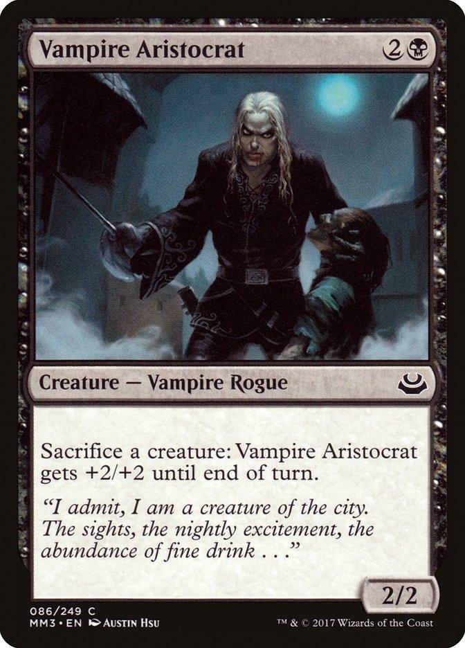 Vampire+Aristocrat