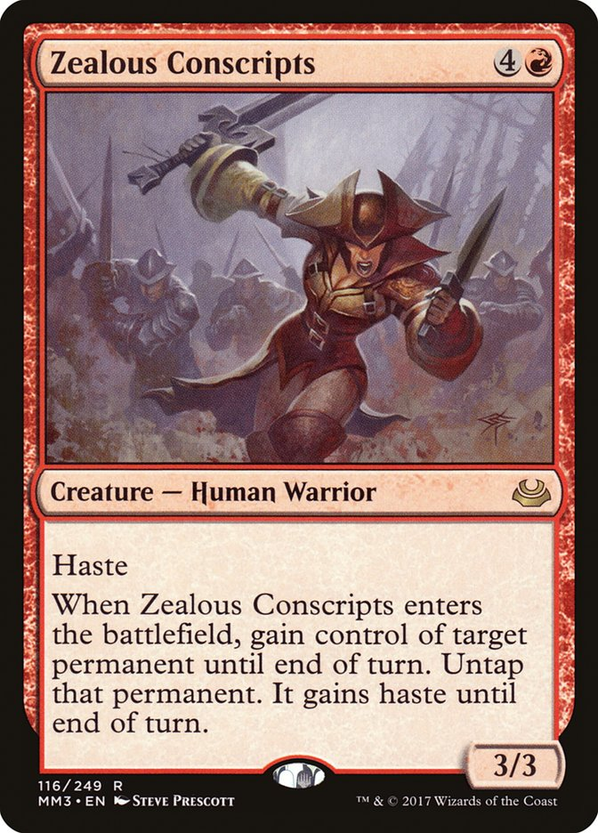 Zealous+Conscripts