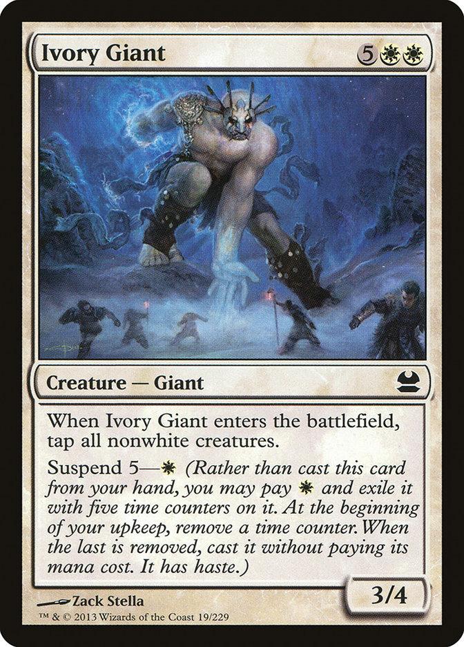 Ivory+Giant
