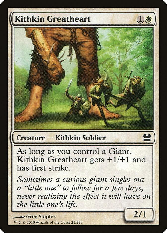 Kithkin+Greatheart