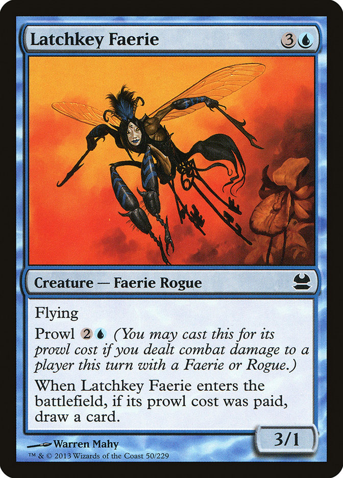 Latchkey+Faerie