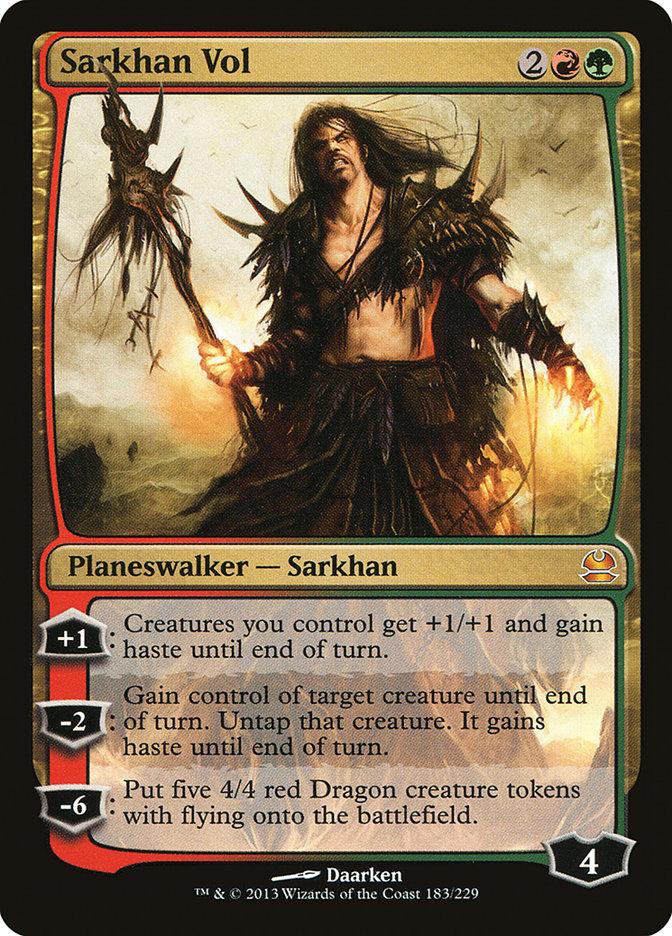 Sarkhan+Vol