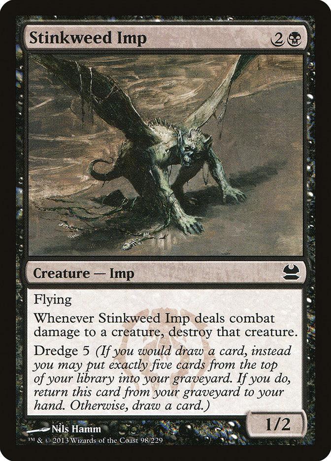 Stinkweed+Imp
