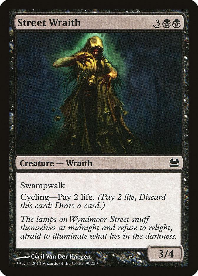 Street+Wraith
