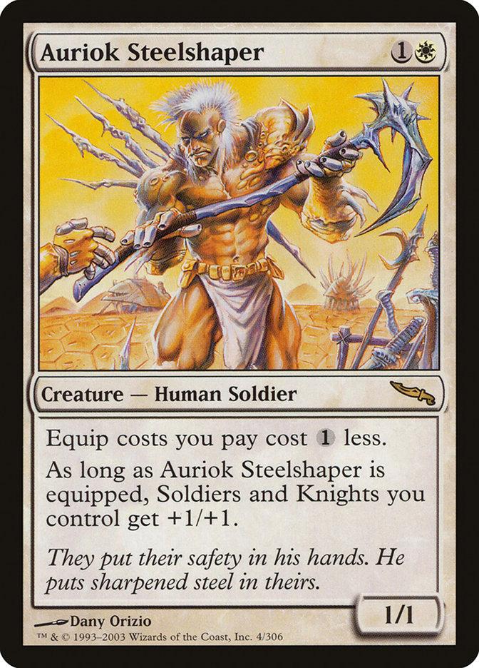 Auriok+Steelshaper