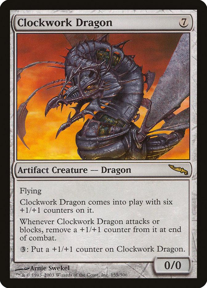 Clockwork+Dragon