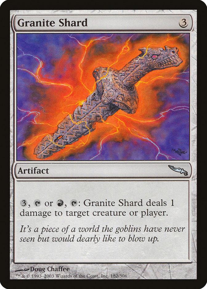 Granite+Shard