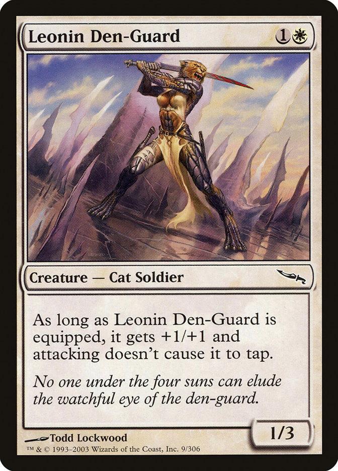 Leonin+Den-Guard