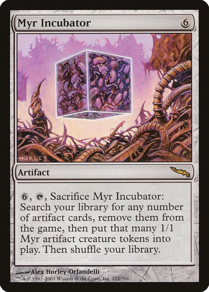 Myr+Incubator