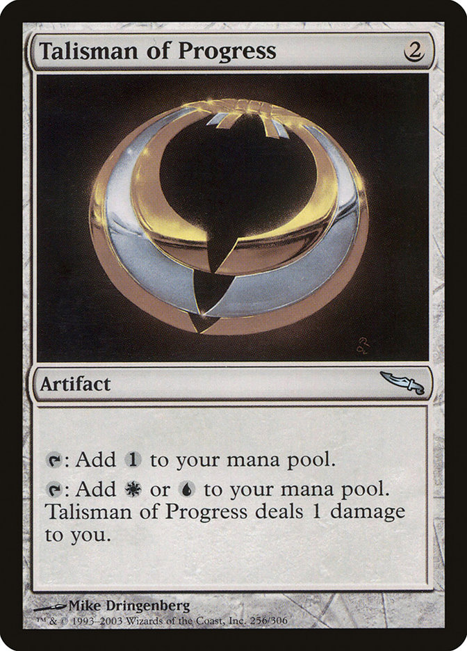 Talisman+of+Progress