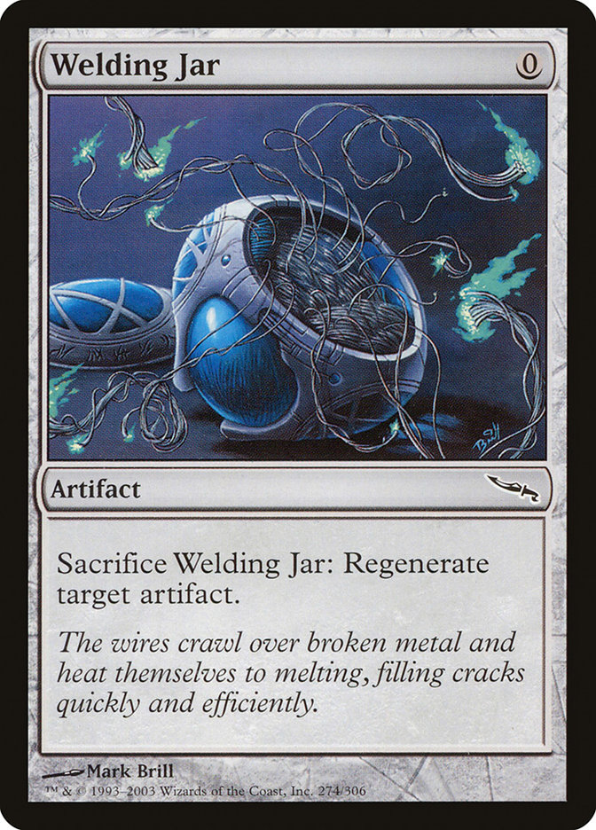 Welding+Jar