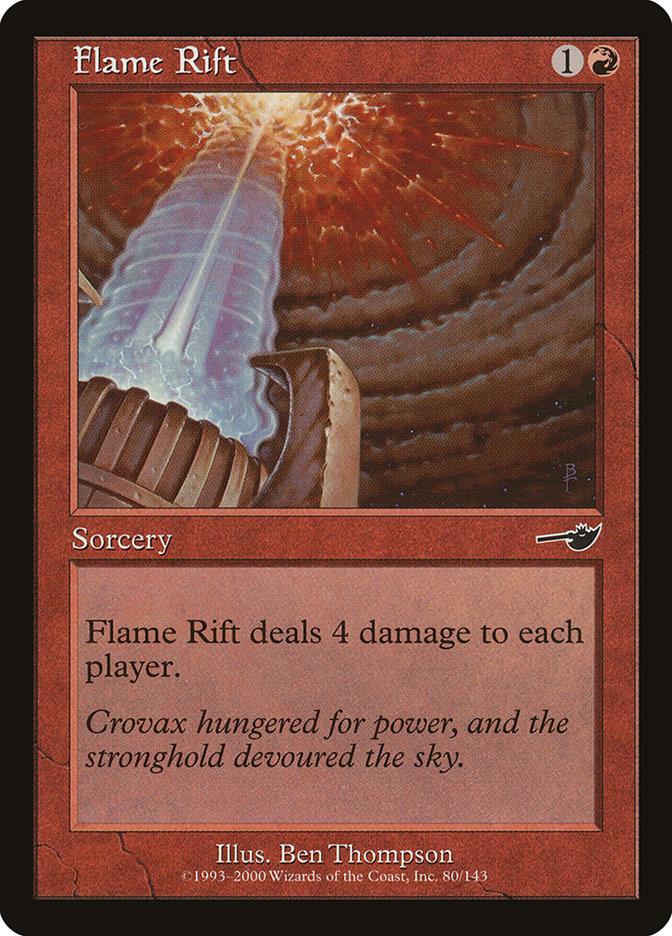 Flame+Rift