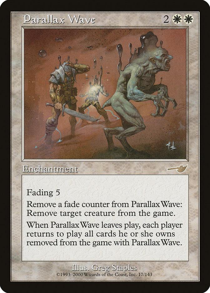 Parallax+Wave