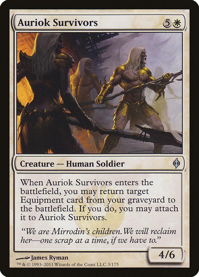 Auriok+Survivors