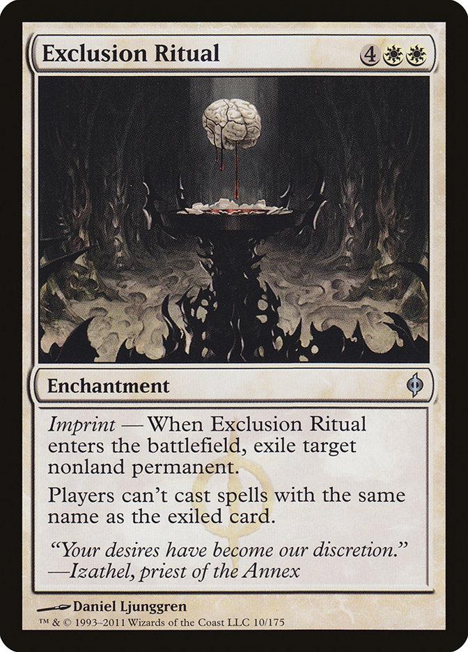 Exclusion+Ritual