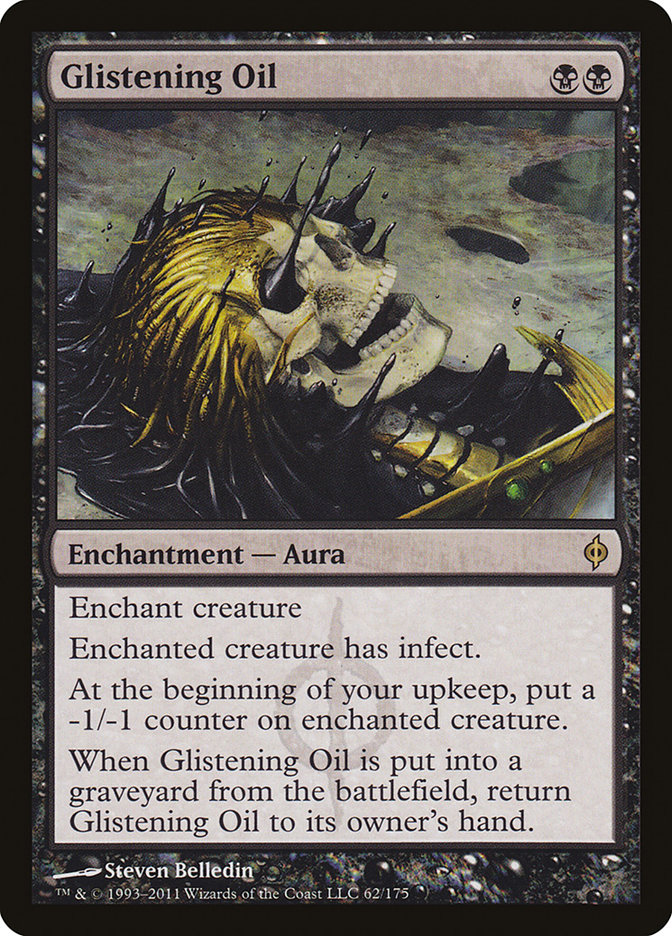 Glistening+Oil