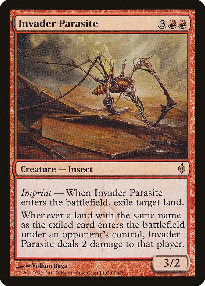 Invader+Parasite