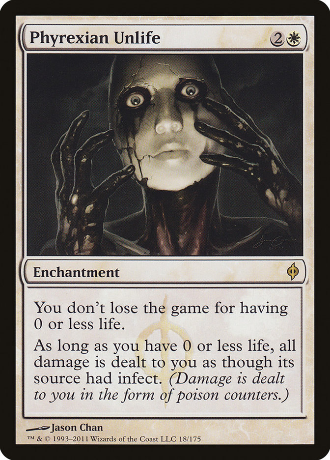 Phyrexian+Unlife