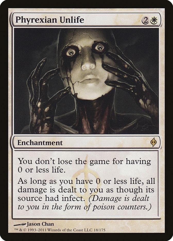 Phyrexian+Unlife