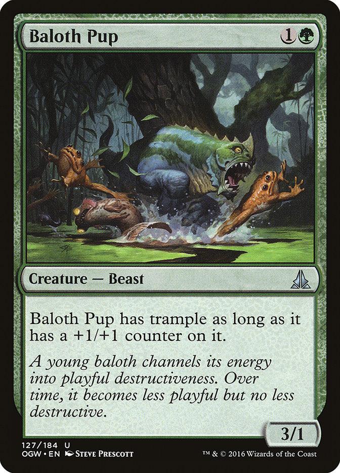 Baloth+Pup