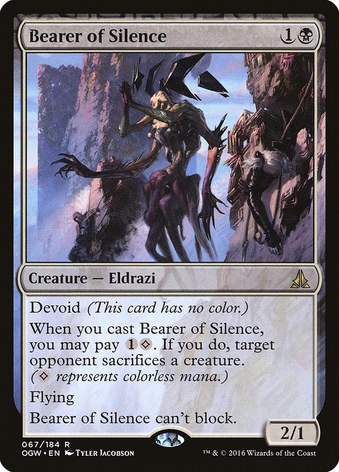 Bearer+of+Silence