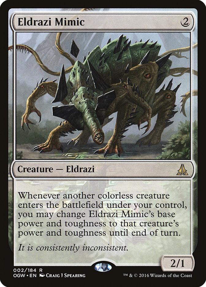 Eldrazi+Mimic