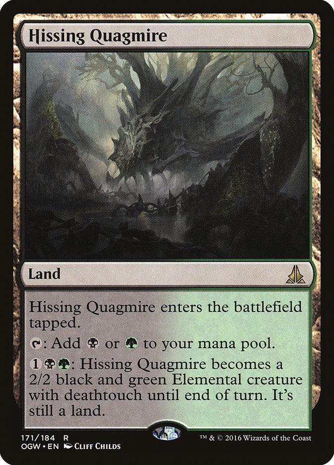 Hissing+Quagmire