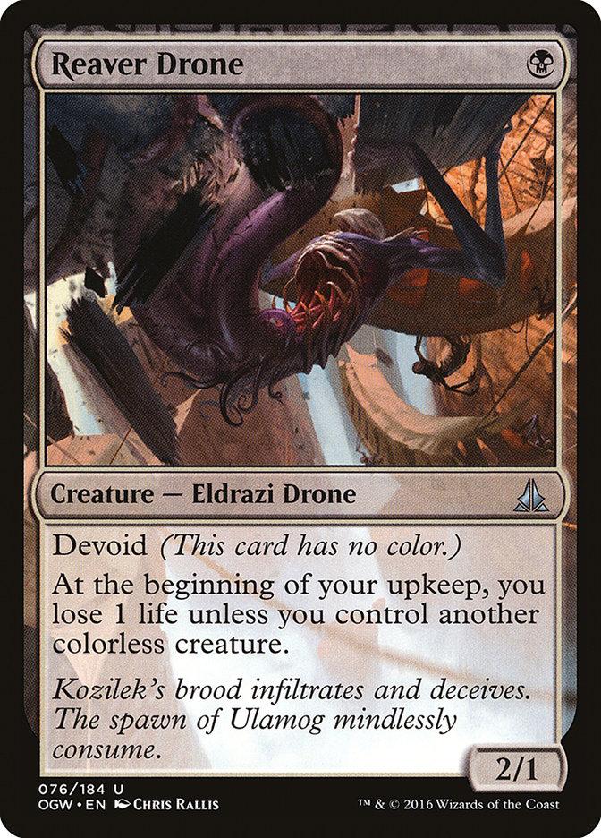 Reaver+Drone