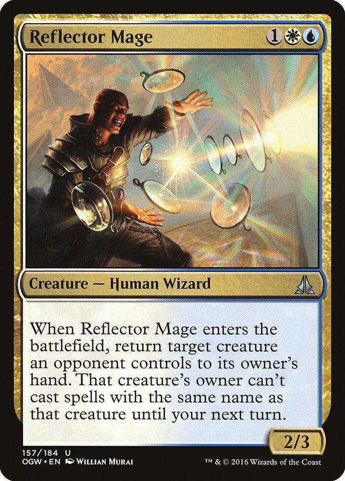 Reflector+Mage